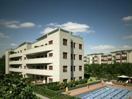 ¿Cuál es el coste de construcción de viviendas en régimen de propiedad horizontal?