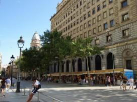 El Portal del Ángel de Barcelona vuelve a ser la calle comercial más cara de España