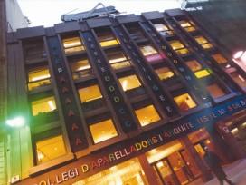 El Colegio de Aparejadores de Barcelona celebra sus 75 años