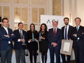 ACI entrega sus premios inmobiliarios en su II edición