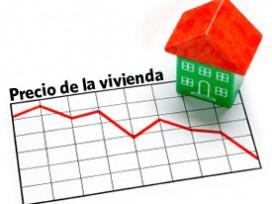 El precio de la vivienda usada en España cae un 1% durante noviembre
