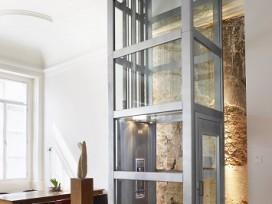 Los elevadores verticales, un elemento que revaloriza las viviendas unifamiliares