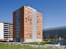 ACR Grupo alcanza las 852 viviendas en Euskadi tras entregar 176 VPO en el barrio de Miribilla, en Bilbao