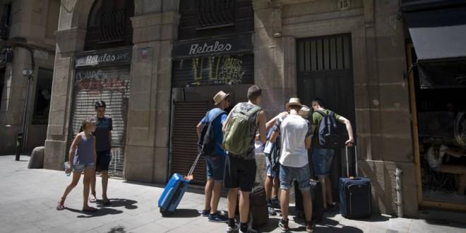El uso de pisos turísticos no se considera una actividad contraria a la convivencia normal