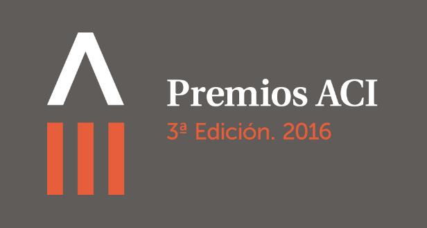 El 30 de septiembre se cierra la convocatoria de la tercera edición de los Premios ACI