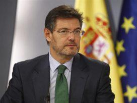 Catalá estudiará con el Colegio de Registradores medidas de reforma de la regulación del mercado hipotecario
