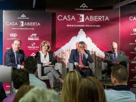 El Colegio de Aparejadores de Madrid reúne a 40 empresas del sector en torno a la tecnología aplicada a la edificación y promoción inmobiliaria
