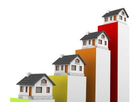 El precio de la vivienda sube un 2,5% en enero