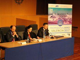 La jornada Profesionalinmo reúne a 250 profesionales del sector inmobiliario en Valencia