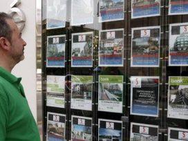El 12% de los pisos alquilados en España estuvo menos de 48 horas en el mercado
