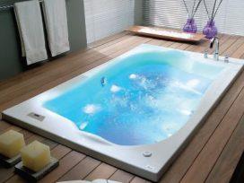 Bañeras de hidromasaje, el placer de un spa sin salir de casa
