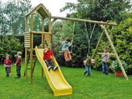 Parques infantiles en comunidades de propietarios