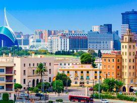 El precio medio de las mejores zonas de Valencia alcanza los 2.500 euros/m2