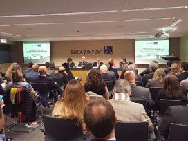 Roca Junyent analiza los retos del sector inmobiliario y aborda sus claves de futuro