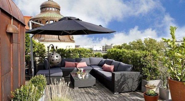 El precio de las viviendas con terraza es un 36% más elevado que las que no la tienen