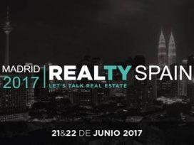 Los mejores speakers del sector inmobiliario se dan cita en la primera edición de Realty Spain