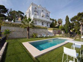 La histórica Villa Marizzina de la Costa Azul, a la venta por 27 millones de euros