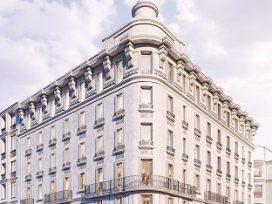 CBRE Global Investors adquiere el edificio Gran Vía 18, inmueble prime de retail y oficinas en Madrid