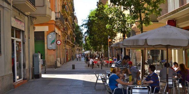 Barcelona ha aumentado un 15% su número de terrazas en 2017