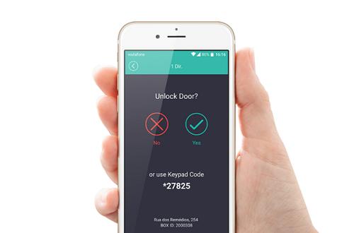 Homeit, una app que abre la puerta de tu apartamento de vacaciones sin llaves