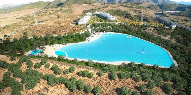 Crystal Lagoons impulsa un total de  20 proyectos en Europa