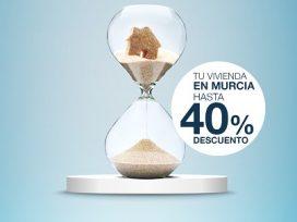Haya Real Estate estará presente en la Feria Inmobiliaria de Murcia con inmuebles de Cajamar
