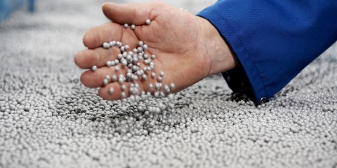 BASF exhibe en Expoquimia 2017 el sistema de aislamiento térmico con perlas expandidas de Neopor® desarrollado con Thermabead