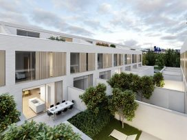 Habitat Inmobiliaria, presente en URBE con más de 220 viviendas en la ciudad de Valencia