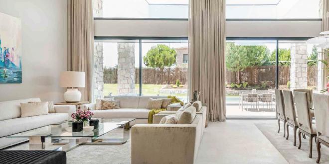 Lalzada Home presenta la 2ª fase de su promoción de Villas de lujo en Boadilla del Monte (Madrid)