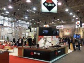La empresa RUBI presenta las novedades 2018 en BATIMAT