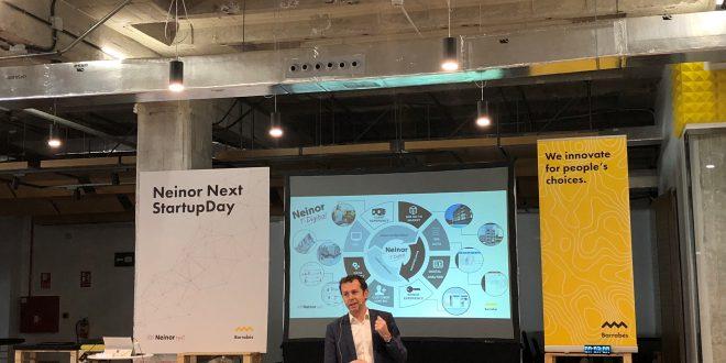 Más de 100 startups asisten al 'Neinor Next Startup Day' para transformar el sector inmobiliario residencial