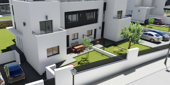 Vía Célere inicia la comercialización de 26 viviendas unifamiliares en Alhaurín de la Torre