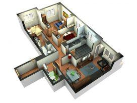 El Tribunal Supremo determina que cualquier propietario tiene derecho a convertir en oficina su vivienda