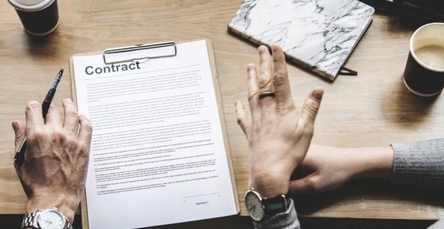 ¿Cómo rescindo del contrato de arrendamiento una vez firmado?