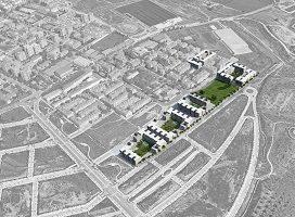 Grupo Inmoglaciar aterriza en Granada Capital para desarrollar más de 600 viviendas