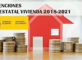 Fomento transfiere 137 millones a las Comunidades Autónomas y Ceuta y Melilla para subvenciones a la vivienda en aplicación del Plan Estatal 2018-2021