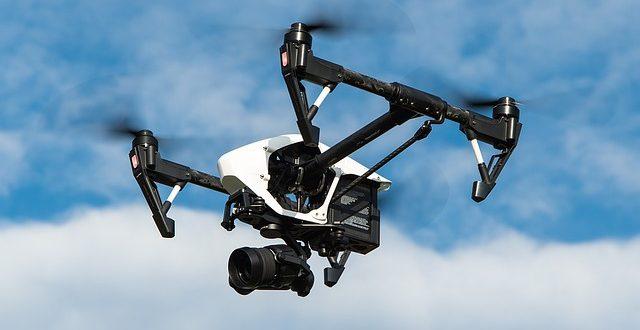 La novedad tecnológica: drones para vender la vivienda