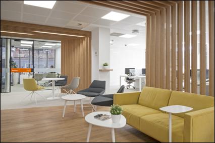 Plug&go diseña la nueva sede corporativa de Yanbal