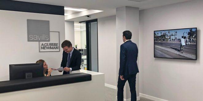 Savills Aguirre Newman instala su nueva sede en Málaga en Marqués de Larios 4