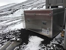 ACR Grupo y la Universidad de Navarra envían un prototipo de fachada sostenible a la Antártida