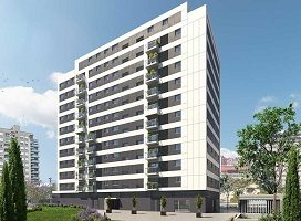 Via Célere comercializa 185 nuevas viviendas en Valencia