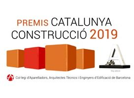 128 candidaturas optarán a los Premios Catalunya Construcció