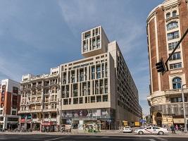 Grupo Caamaño vende un emblemático edificio en la Gran Vía de Madrid a Greystar Real State Partners