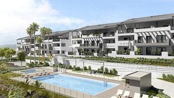 Habitat inmobiliaria inicia la comercialización de 104 nuevas viviendas en Málaga