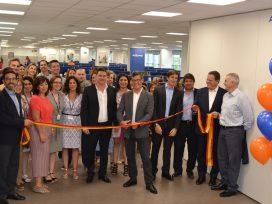 Atento inaugura un nuevo centro de relación con clientes en Rivas Vaciamadrid