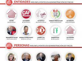 Los influencers imprescindibles para estar al día en administración de fincas y mediación de seguros