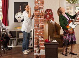 ¿Puedo llevar a mi vecino a juicio por exceso de ruido?
