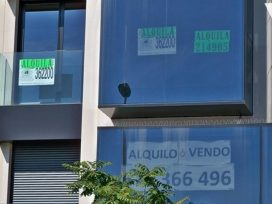 Aumenta el porcentaje de personas que viven de alquiler en España
