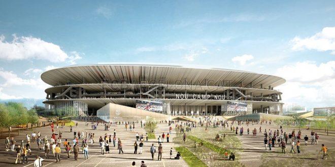 Aprobado el proyecto de urbanización del entorno del Camp Nou