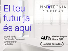 Alberto Valls y Pablo Foncillas, nuevos cabezas de cartel del Inmotecnia Proptech 2020